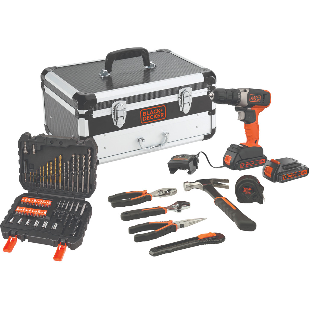BLACK+DECKER BCD001BAHFC-QW