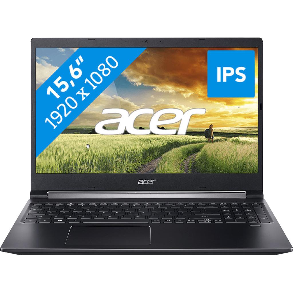 """Acer Aspire 5 A715-74G-792U Zwart Notebook 39,6 cm (15.6) 1920 x 1080 Pixels 9th gen Intel® Core"""""""
