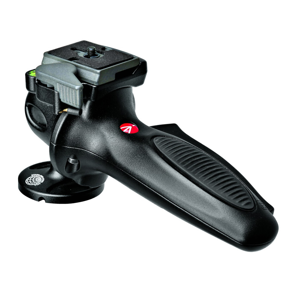 Manfrotto 327RC2 Grip balhoofd in Mellery