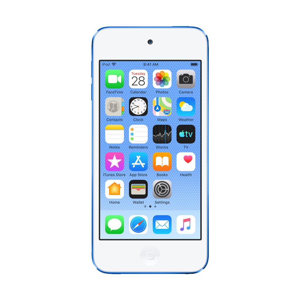 APPLE iPod touch 256GB Blauw