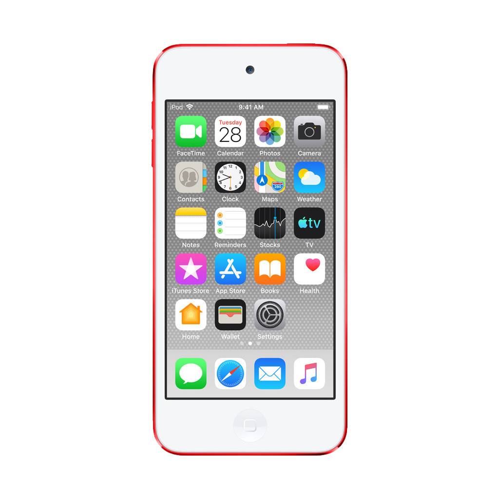 APPLE iPod touch 256GB Rood