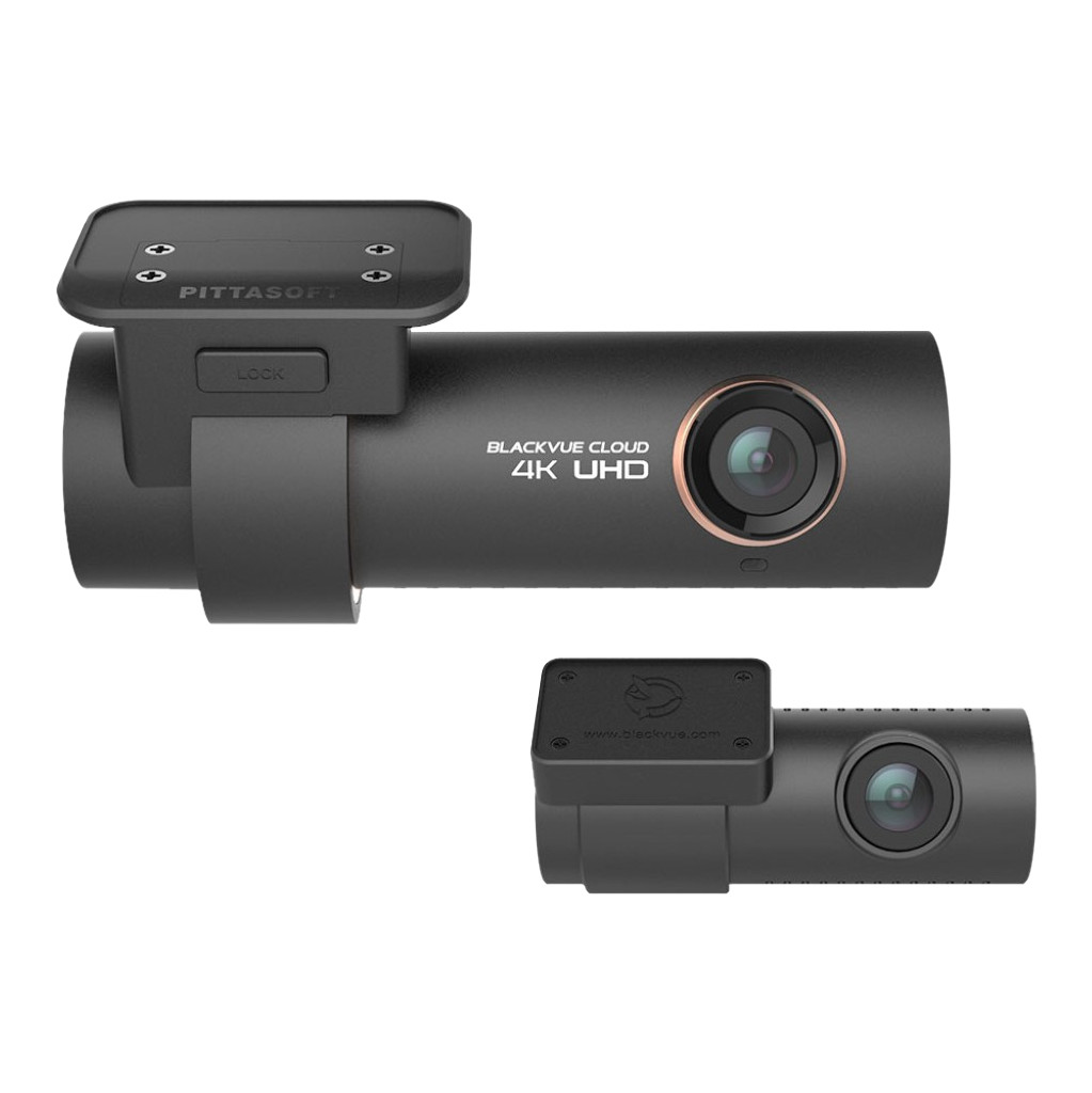 BlackVue DR900S-2CH 4K UHD Cloud Dashcam 128GB-Type beelddefinitie ondersteuning: Full HD (1080p), Ultra HD (4K)  Bluetooth: Nee  Dual dashcam: Nee