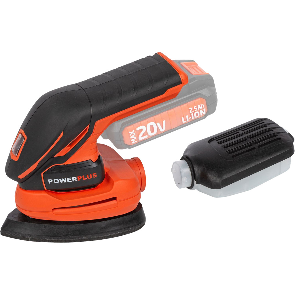 Powerplus Dual Power POWDP5020 (zonder accu)