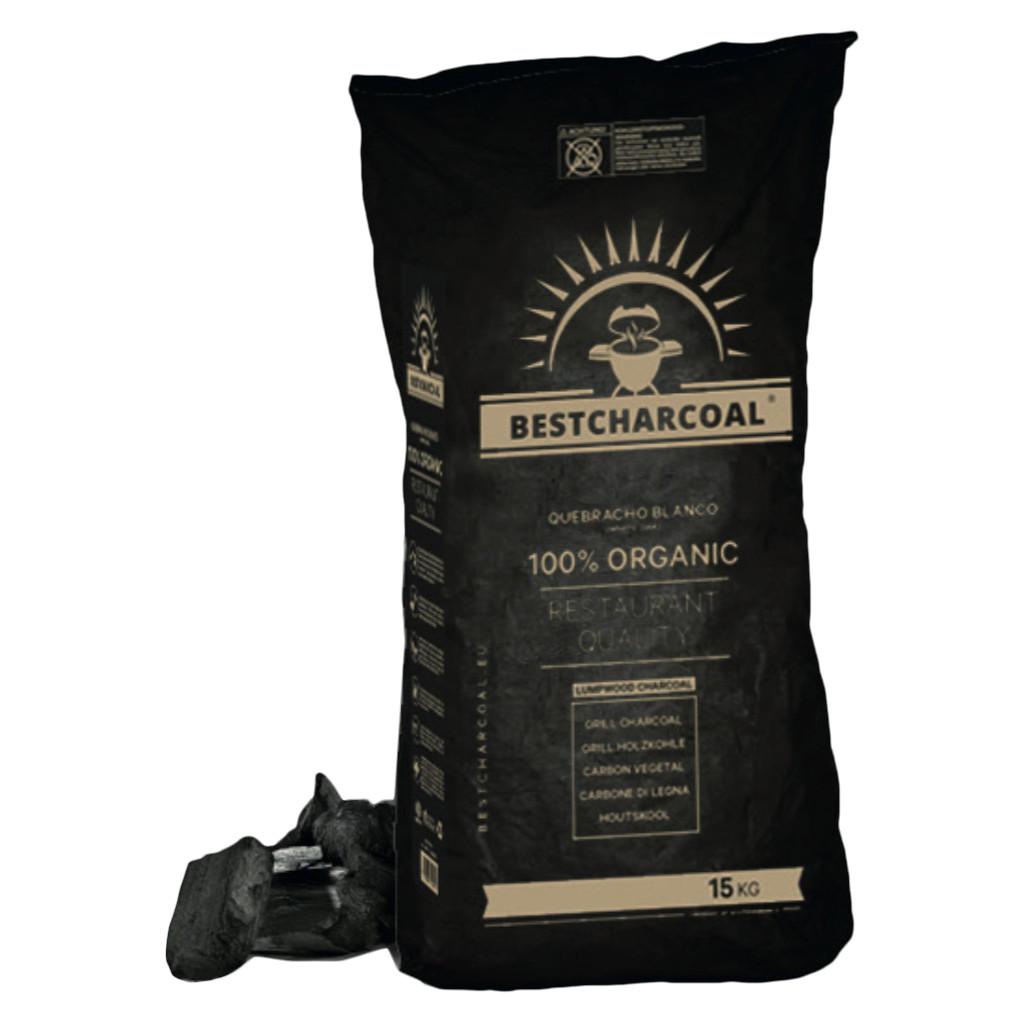 Best Charcoal Quebracho Blanco 15 kg