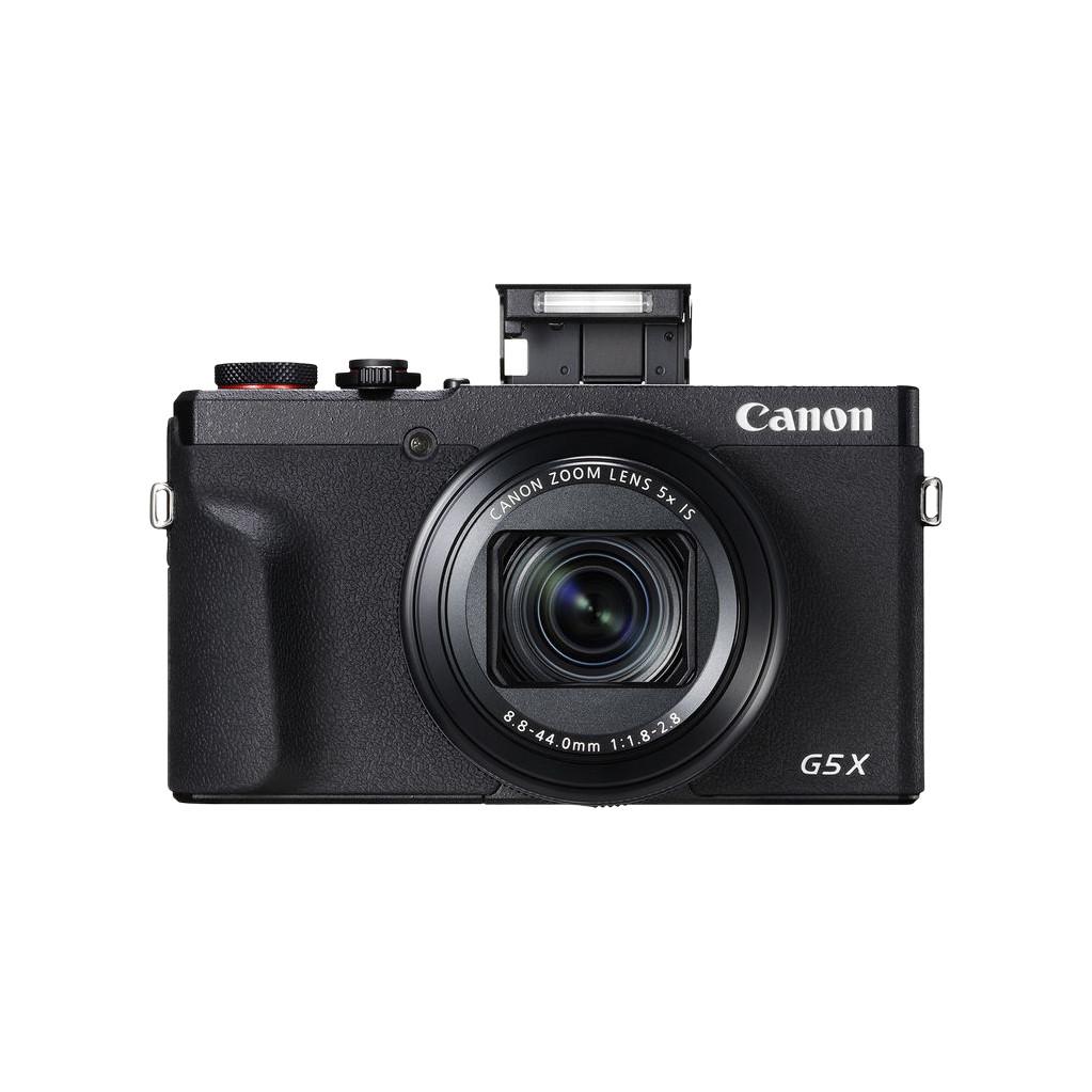 """Canon PowerShot G5 X Mark II-Gebruikssituatie camera: Professionele fotografie, Vloggen  Type beeldsensor: 1""""  Effectief aantal megapixels: 20 - 25"""