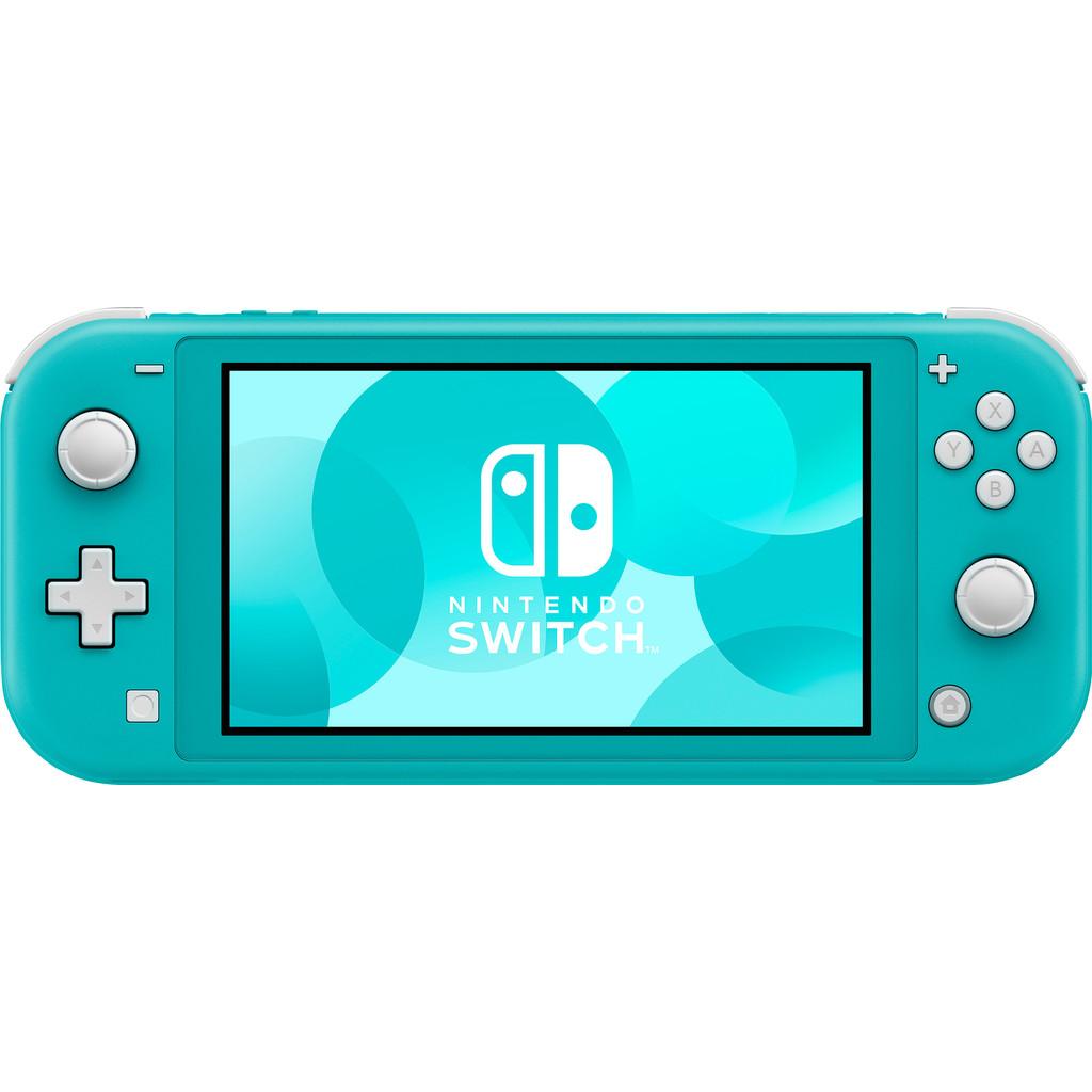 Tweedekans Nintendo Switch Lite Turquoise Tweedehands