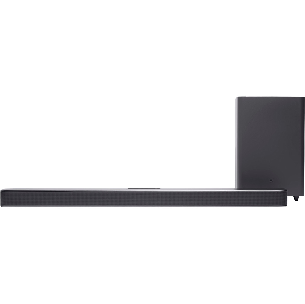 JBL Bar 2.1 Deep Bass Soundbar Zwart Bluetooth, Incl. draadloze subwoofer, Wandbevestiging