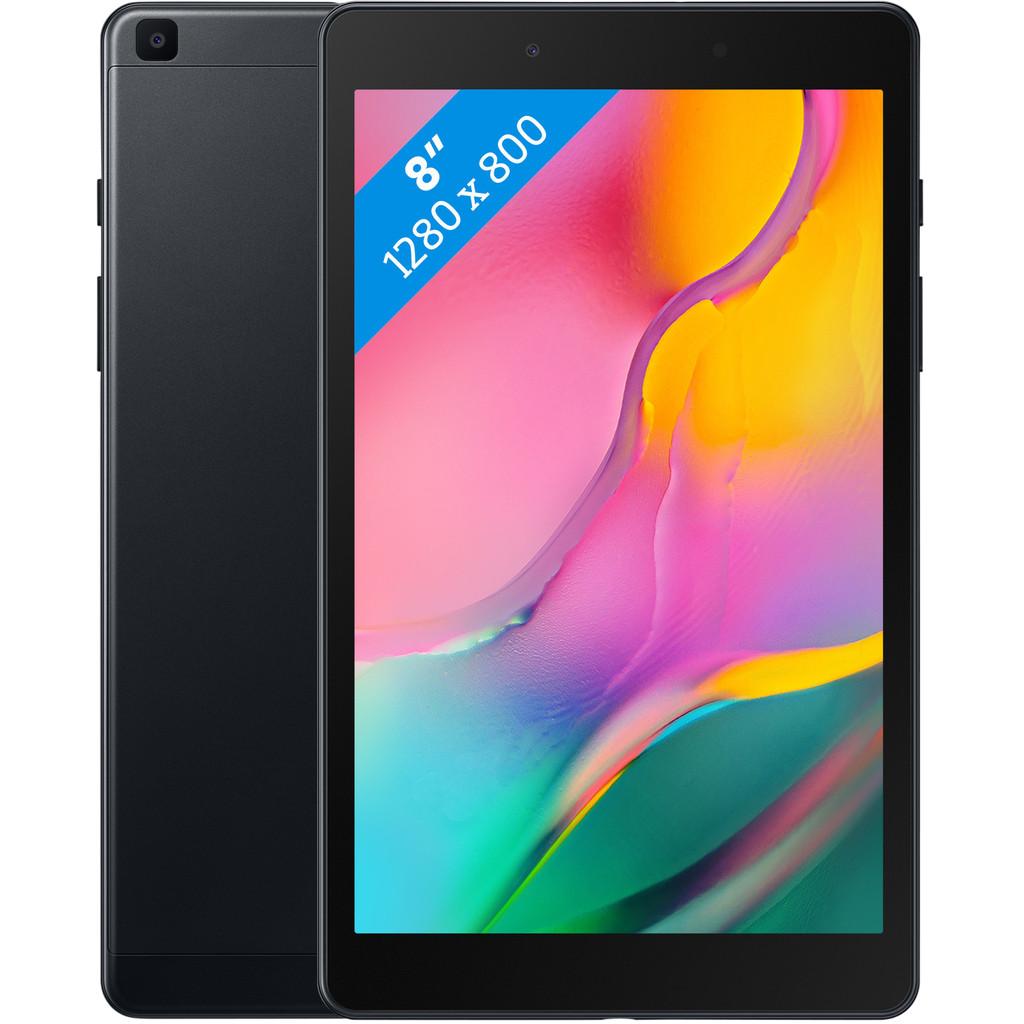 Tweedekans Samsung Galaxy Tab A 8.0 (2019) 32 GB Wifi + 4G Zwart