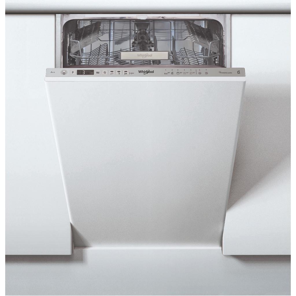 Tweedekans Whirlpool WSIO 3T223 PE X  / Inbouw / Volledig geintegreerd / Nishoogte 82 - 90 cm