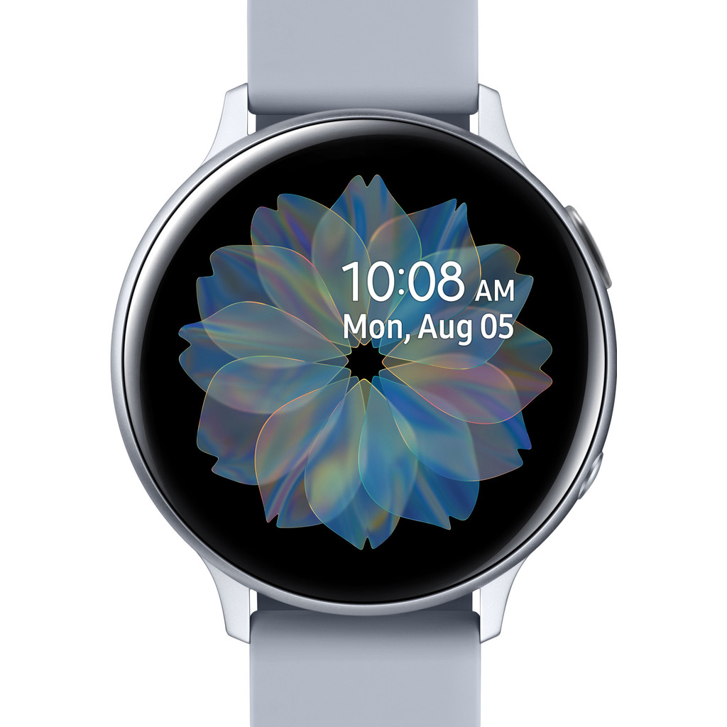 Tweedekans Samsung Galaxy Watch Active2 Zilver 44 mm Aluminium