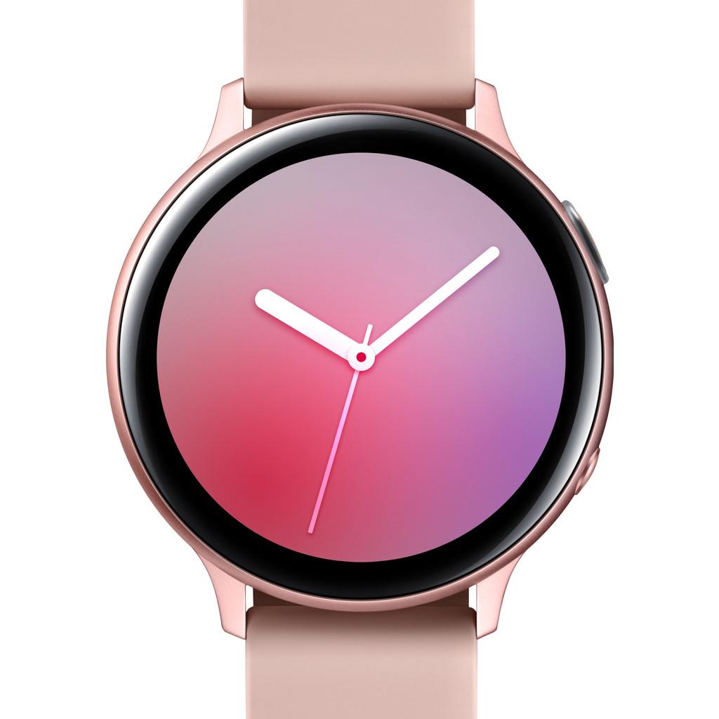 Tweedekans Samsung Galaxy Watch Active2 Rose Goud 40 mm Aluminium