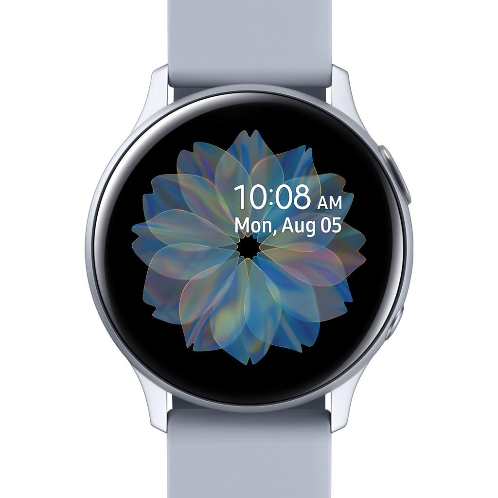 Tweedekans Samsung Galaxy Watch Active2 Zilver 40 mm Aluminium