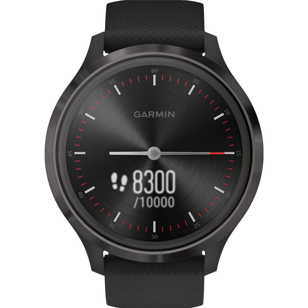 Garmin Vivomove 3 Sport - Zwart 44 mm smartwatch