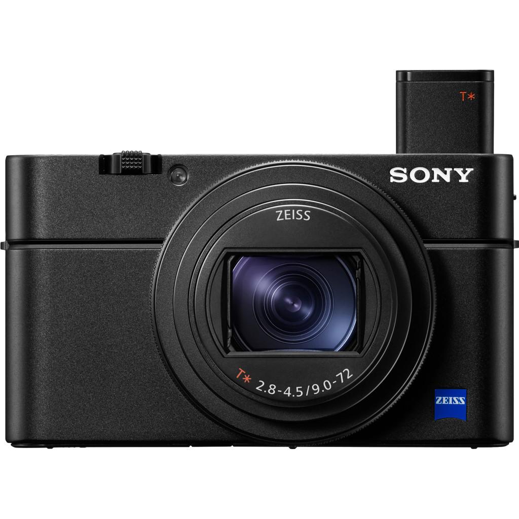 """Sony CyberShot DSC-RX100 VII-Type beeldsensor: 1""""  Effectief aantal megapixels: 20 - 25 MP  Beeldstabilisatie: Ja"""