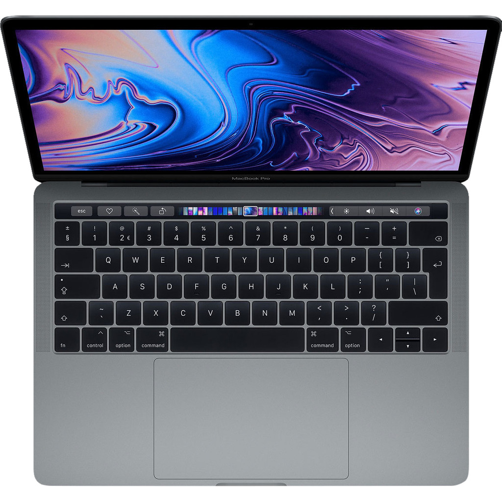 Apple MacBook Pro 13 Touch Bar (2019) 8-512GB 1,4GHz Space Gray