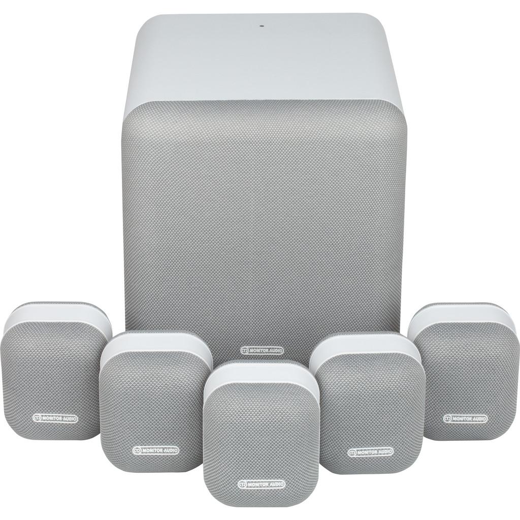 Tweedekans Monitor Audio MASS 5.1 Surround Sound Grijs Tweedehands