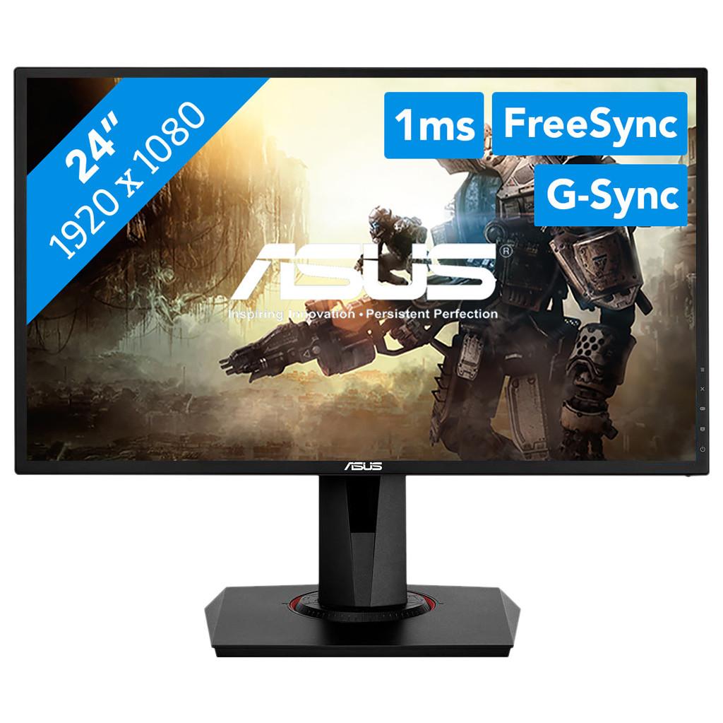 ASUS VG248QG computer monitor 61 cm (24) Full HD Flat Zwart
