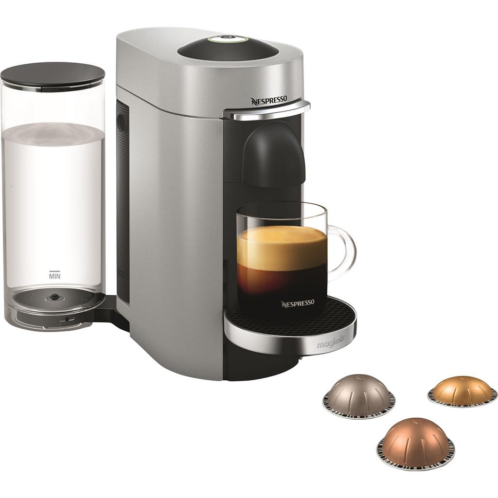Magimix Nespresso Vertuo Plus M600 Zilver