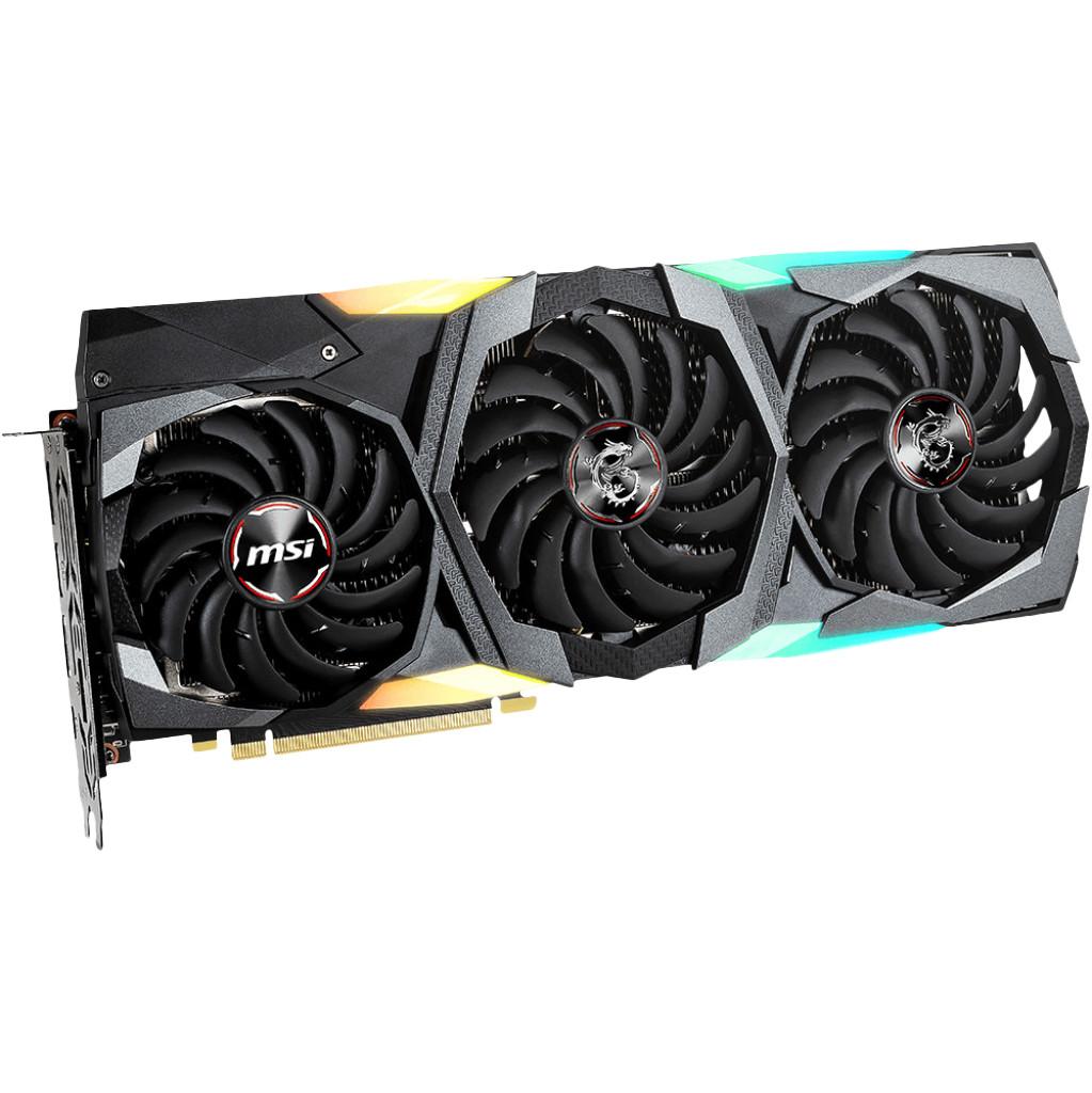 MSI GeForce RTX 2080 Super Gaming X Trio-NVIDIA GeForce RTX 2080 Super  8 GB GDDR6 geheugen  DisplayPort, HDMI, usb C