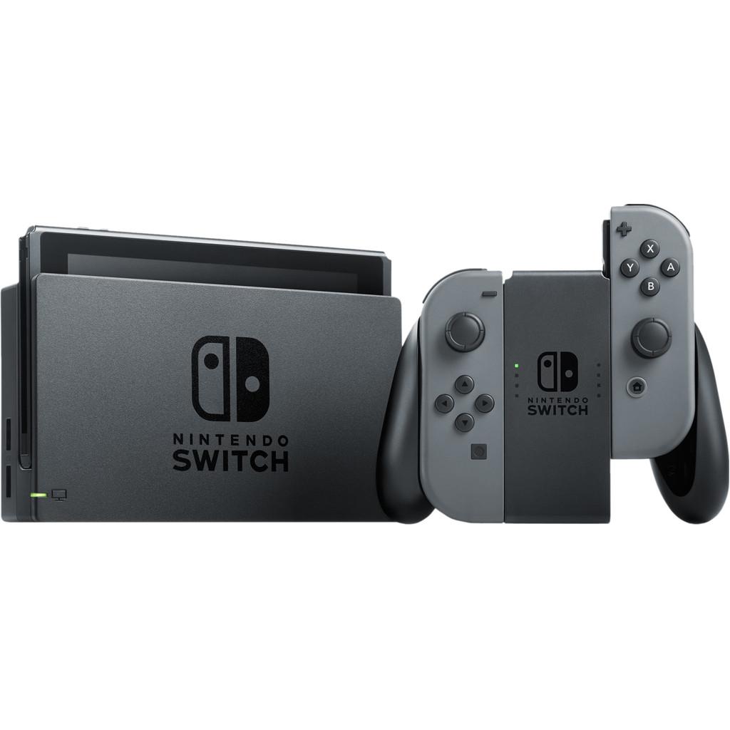 Tweedekans Nintendo Switch (2019 Upgrade) Grijs