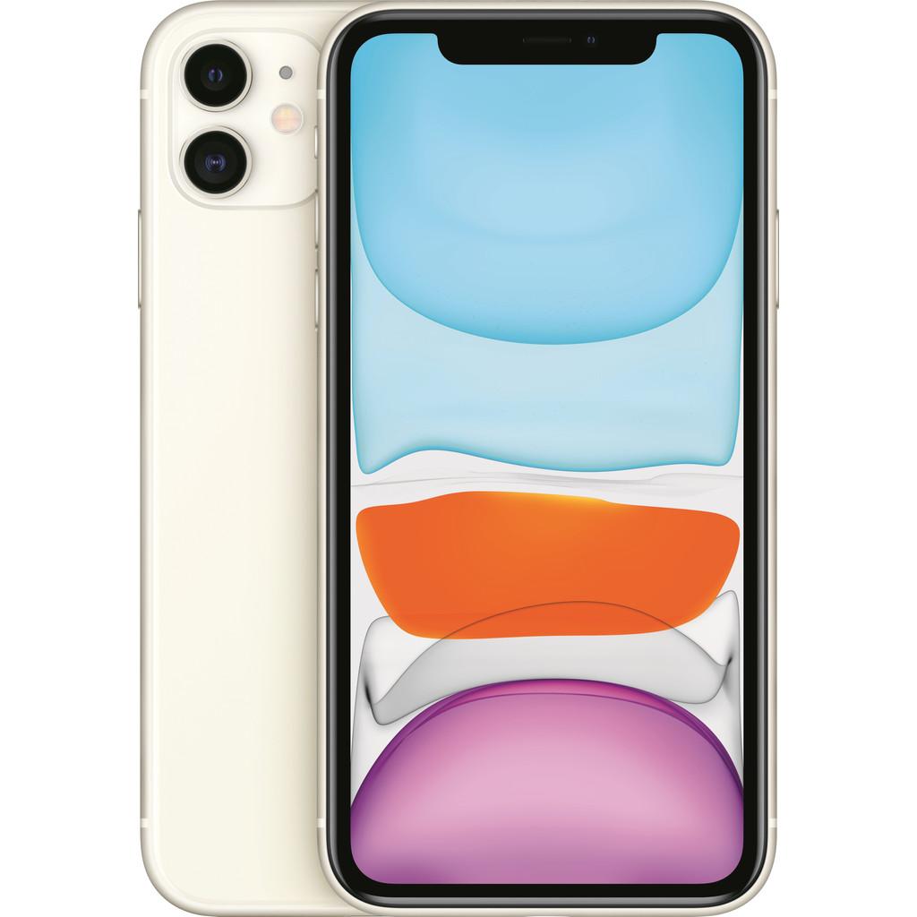 Tweedekans Apple iPhone 11 128 GB Wit