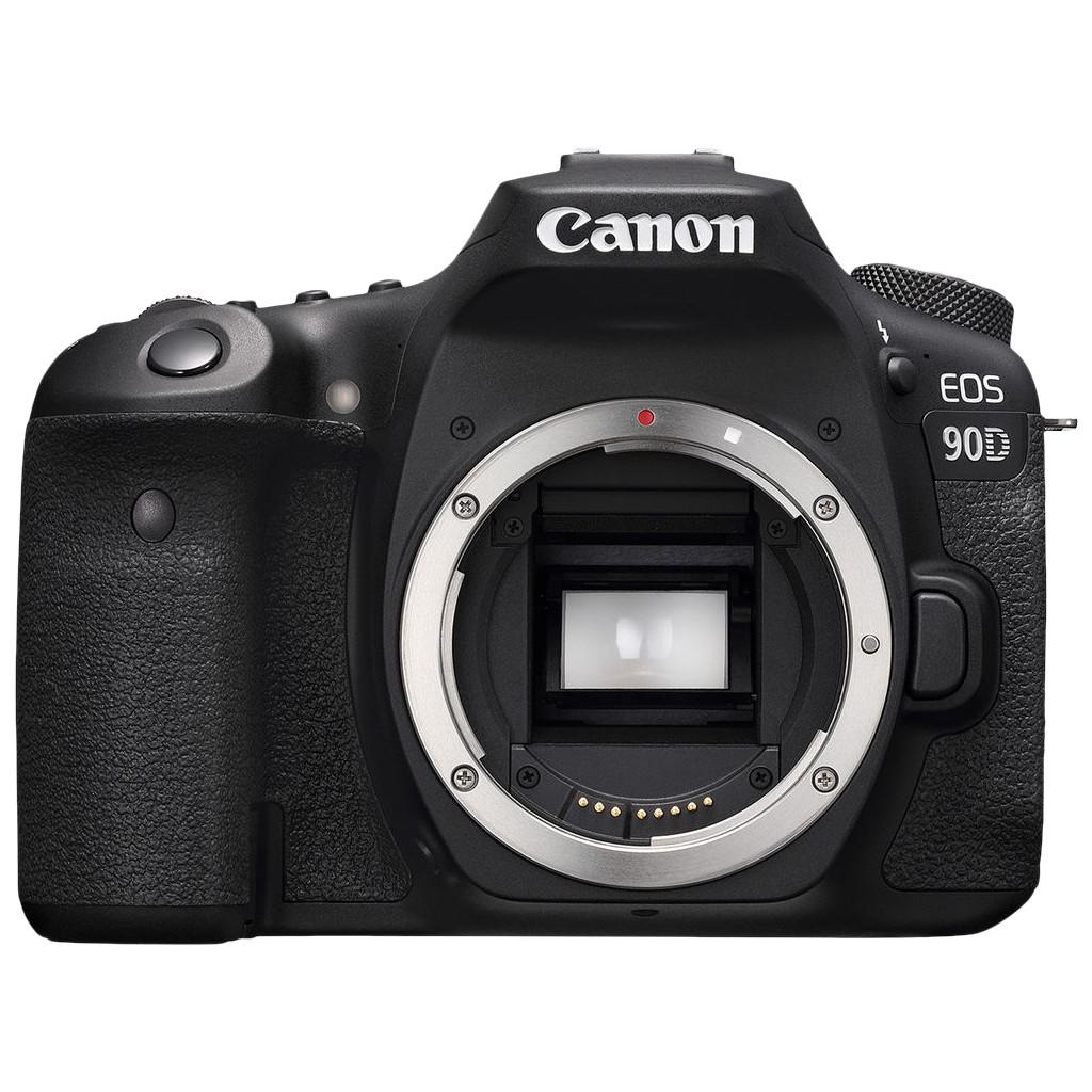 Canon EOS 90D Body-Geschikt voor type fotograaf: Gevorderd  Lens meegeleverd: Nee  Type beeldsensor: APS-C