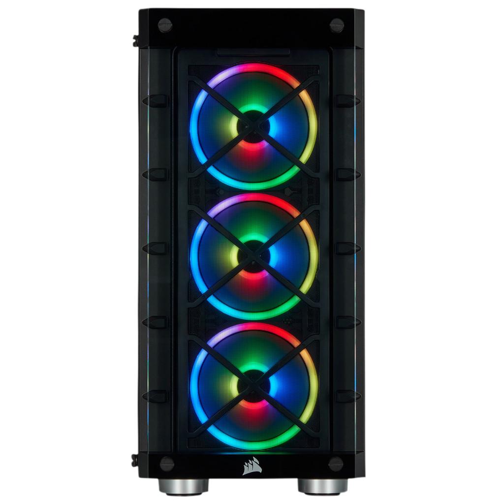 Corsair iCue 465X RGB Zwart