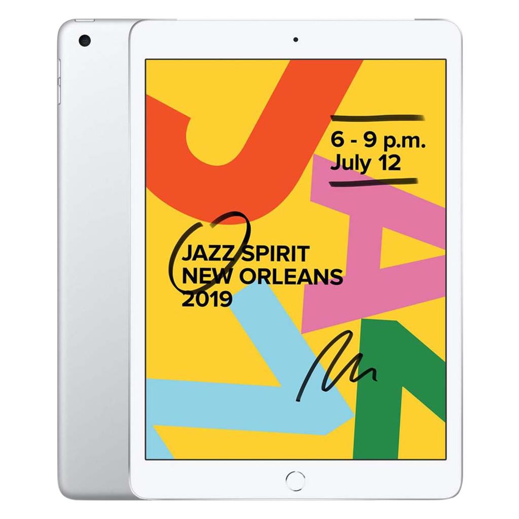 Tweedekans Apple iPad (2019) 32 GB Wifi Zilver