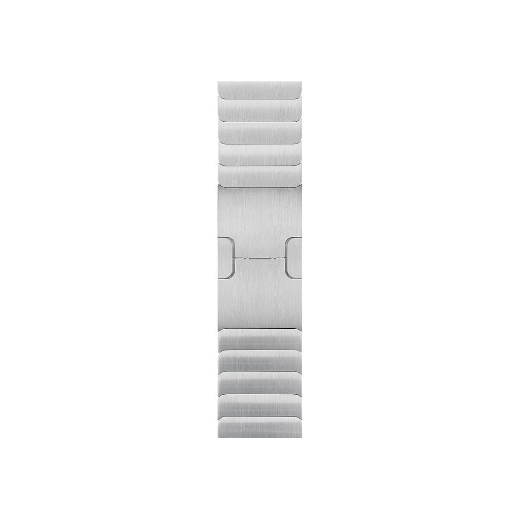 Tweedekans Apple Watch 42/44 mm Schakelarmband Zilver
