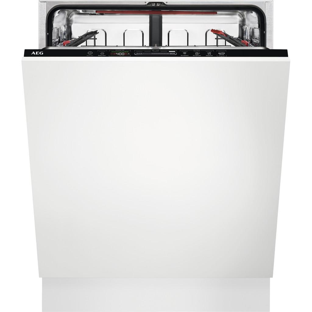 Tweedekans AEG FSE63617P/ Inbouw / Volledig geintegreerd / Nishoogte 82 - 90 cm