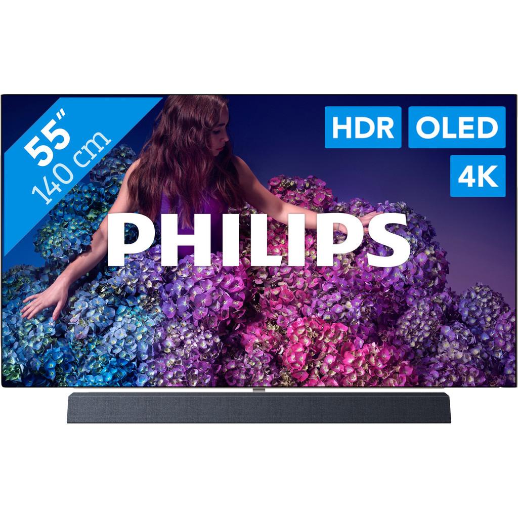 Philips 55OLED934 - Ambilight-4K (UHD), UHD premium  Smart tv: Android  100 Hertz