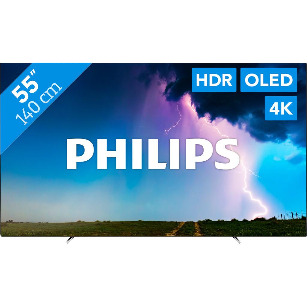 PHILIPS OLED TV 55OLED754-12 AMBILIGHT