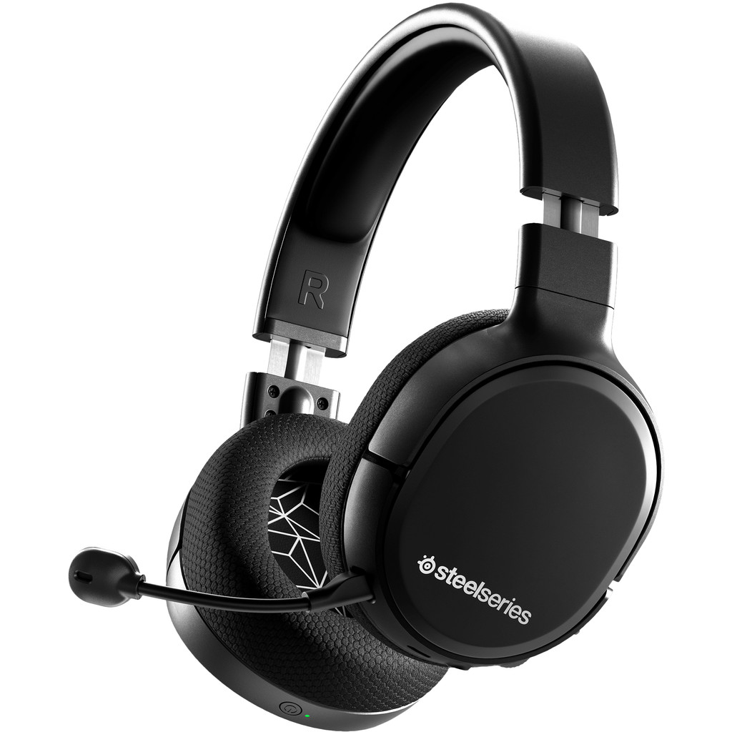 Steelseries Arctis 1 2019 editie draadloze gaming headset (PC-Switch-PS4)
