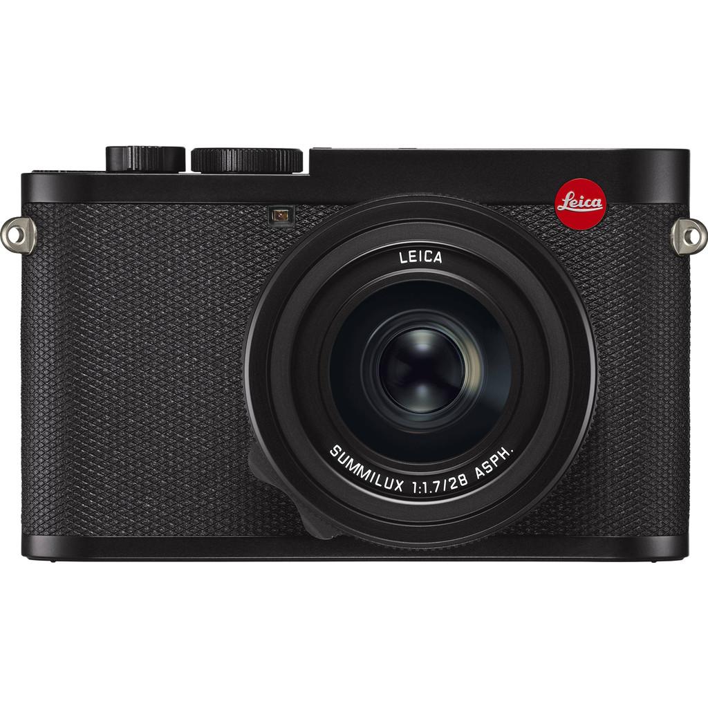 Leica Q2-Beeldkwaliteit: Uitstekend  Type beeldsensor: Full Frame  Effectief aantal megapixels: 25- 50 MP