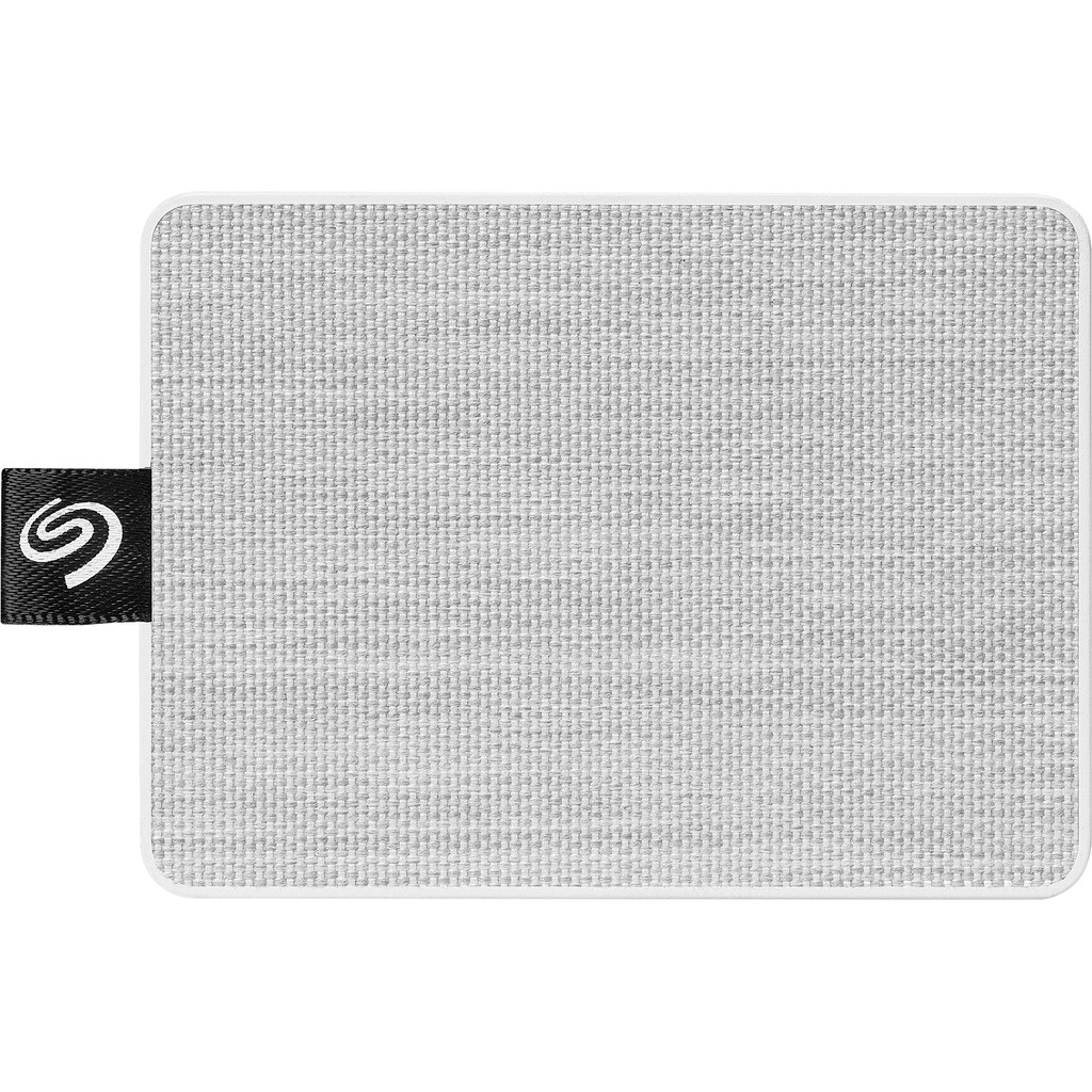 Seagate One Touch Externe SSD harde schijf 1 TB Wit USB 3.0