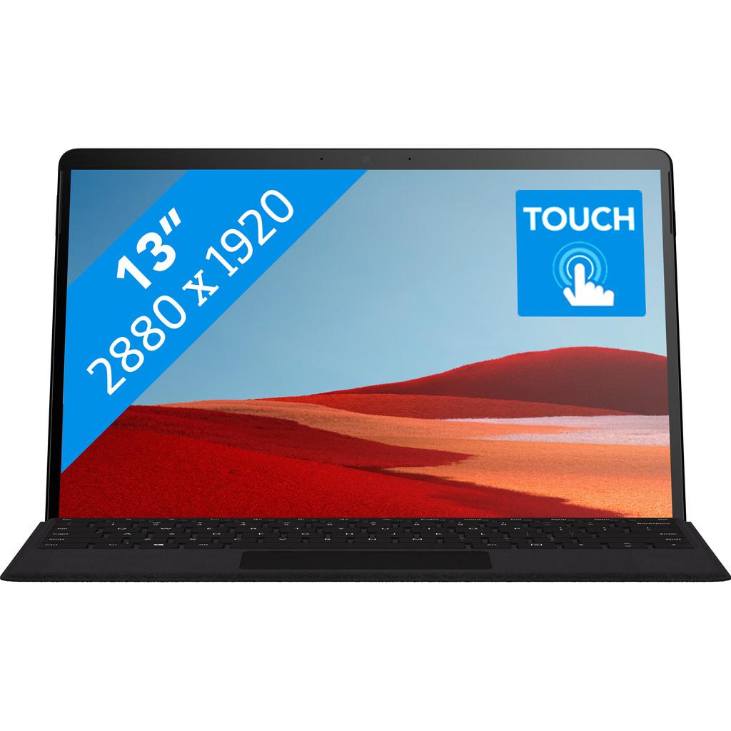Tweedekans Microsoft Surface Pro X - 8 GB - 128 Black