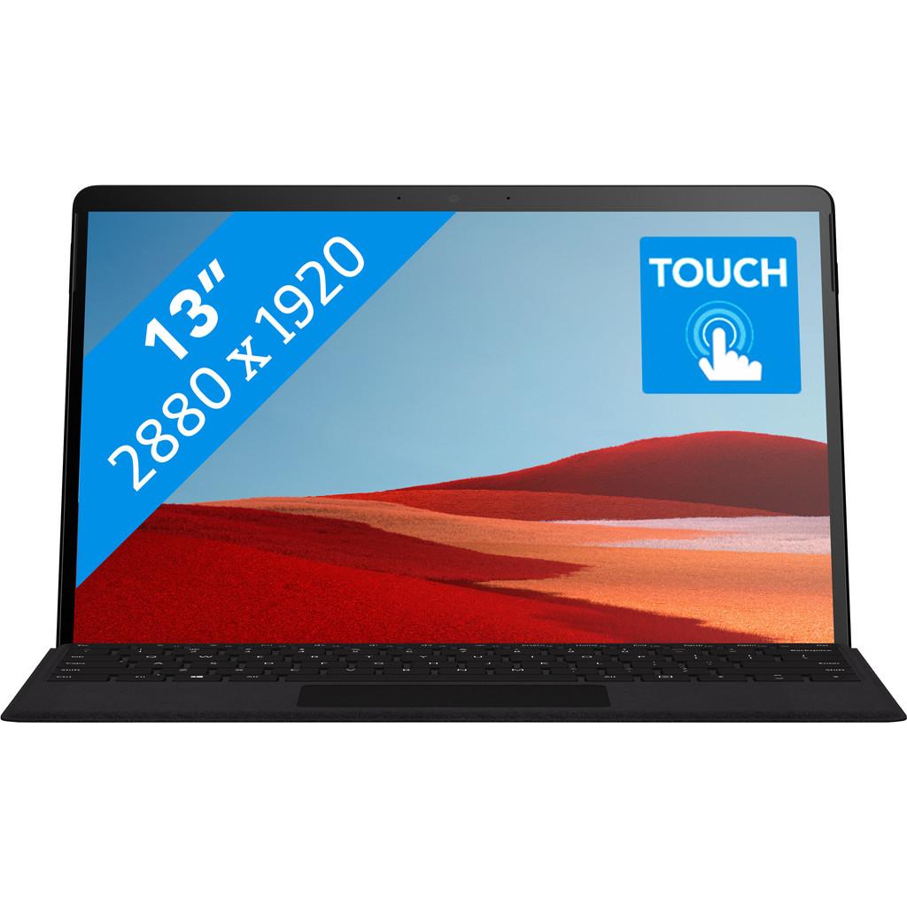 Tweedekans Microsoft Surface Pro X - 8 GB - 256 GB Black