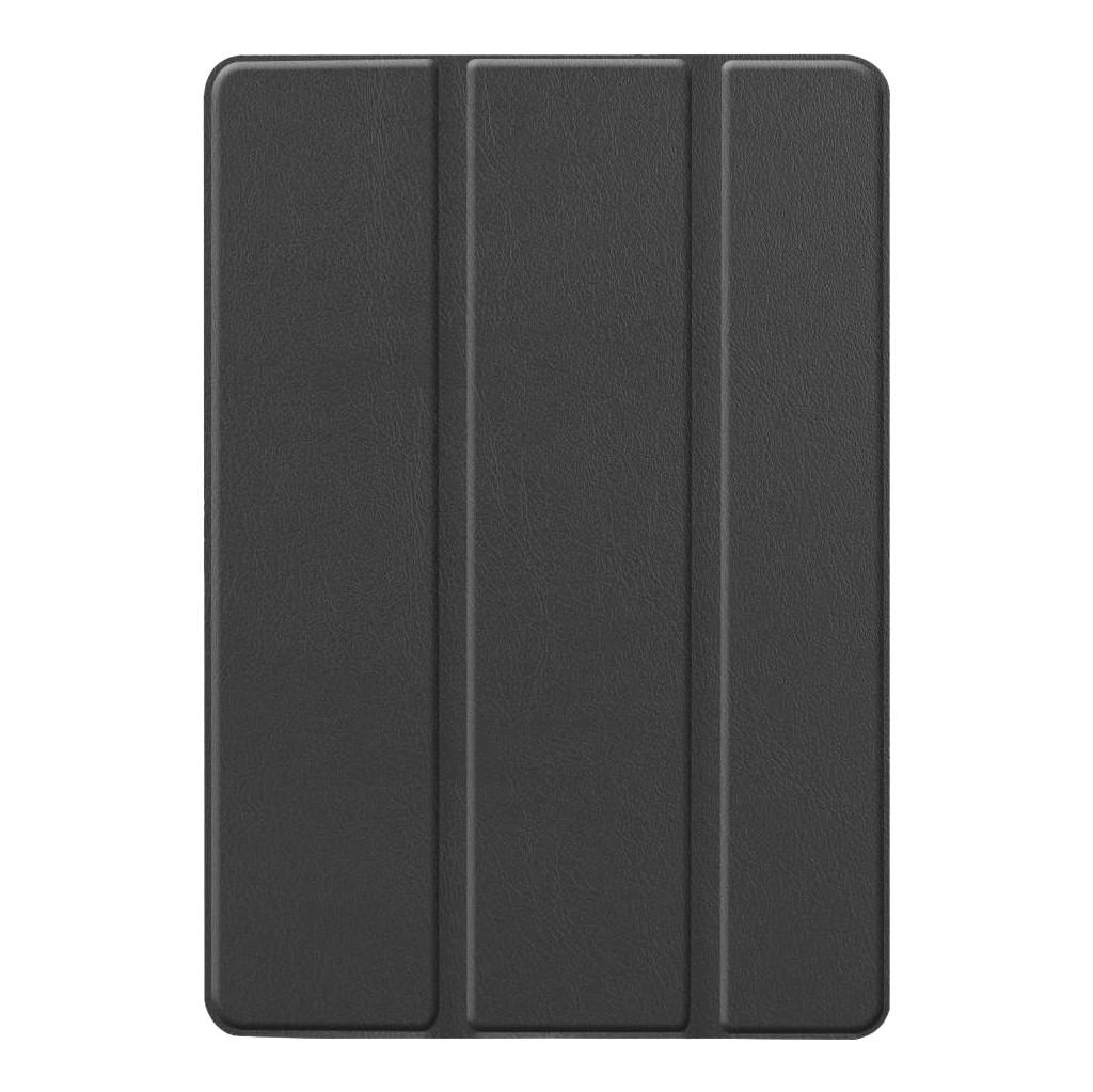 Just in Case Smart Tri-Fold Apple iPad (2019) Book Case Zwart