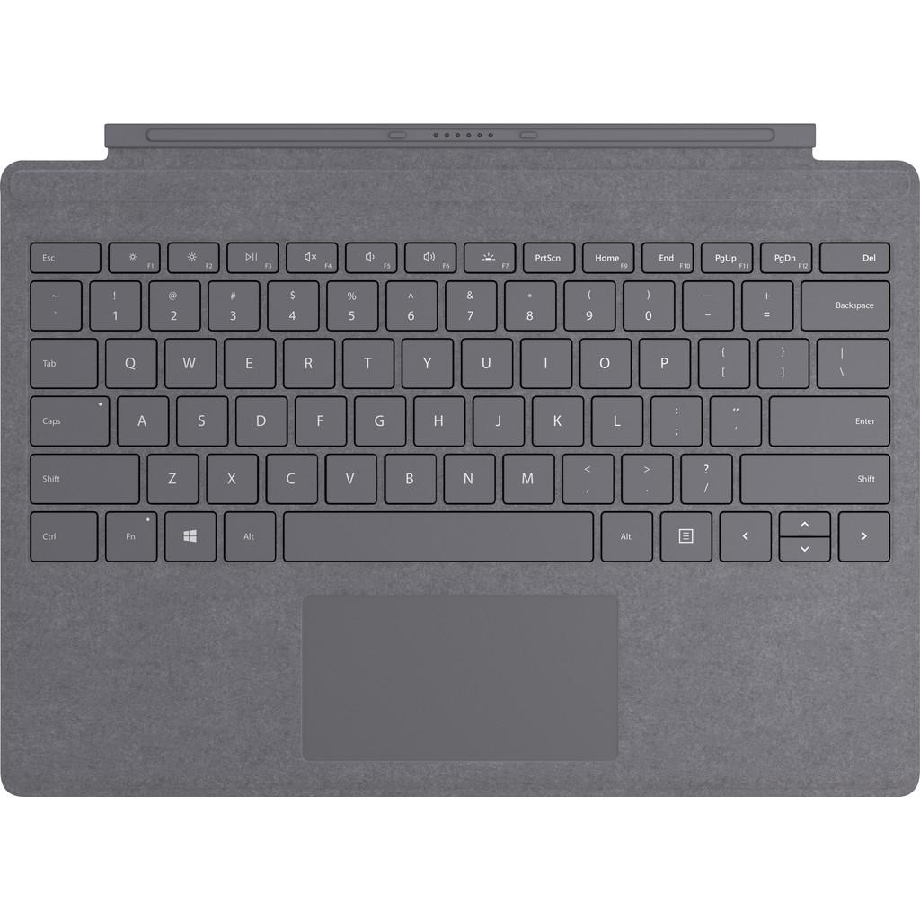 Tweedekans Microsoft Surface Type Cover Platinum Qwerty