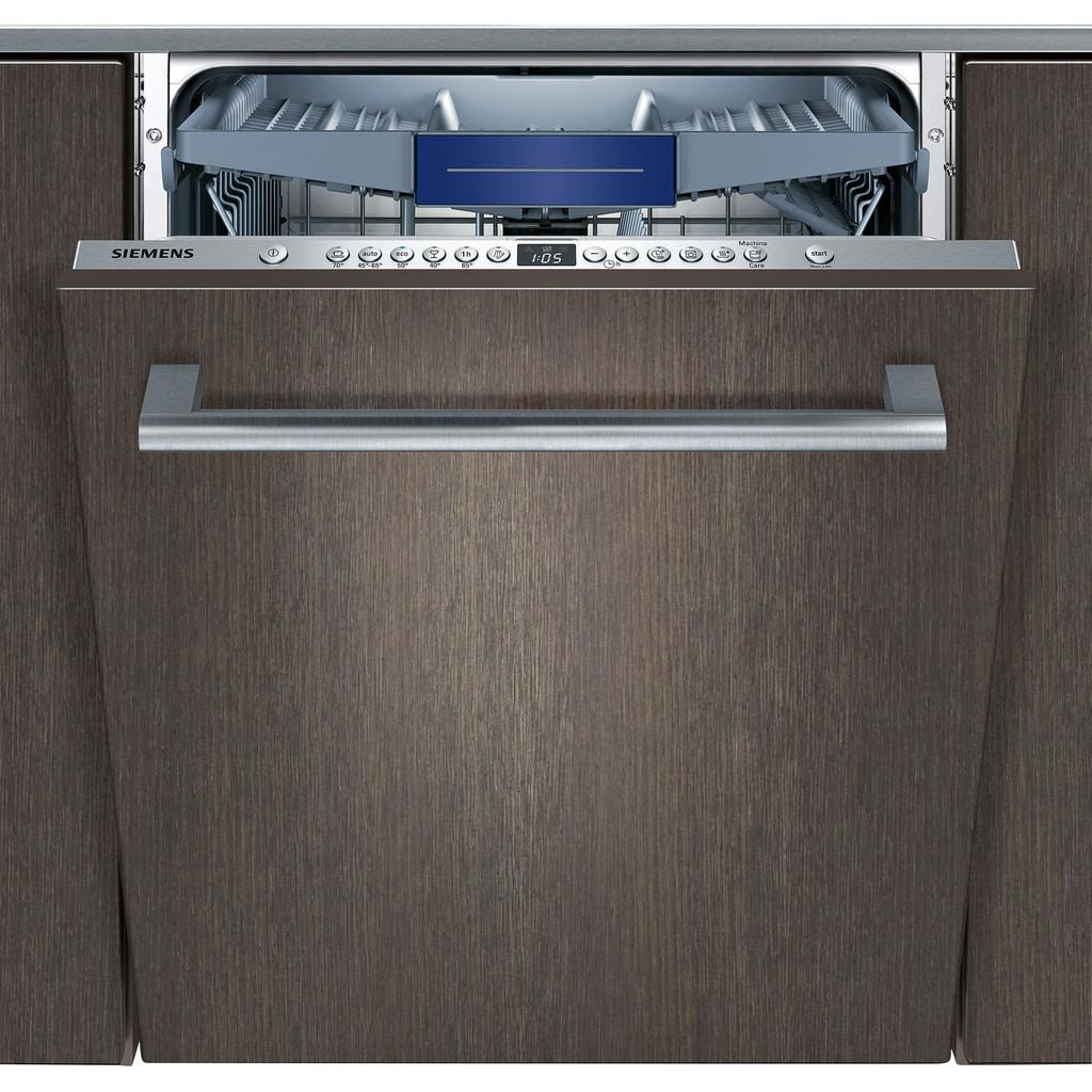 Tweedekans Siemens SN636X03NE / Inbouw / Volledig geïntegreerd / Nishoogte 81,5 - 87,5 cm