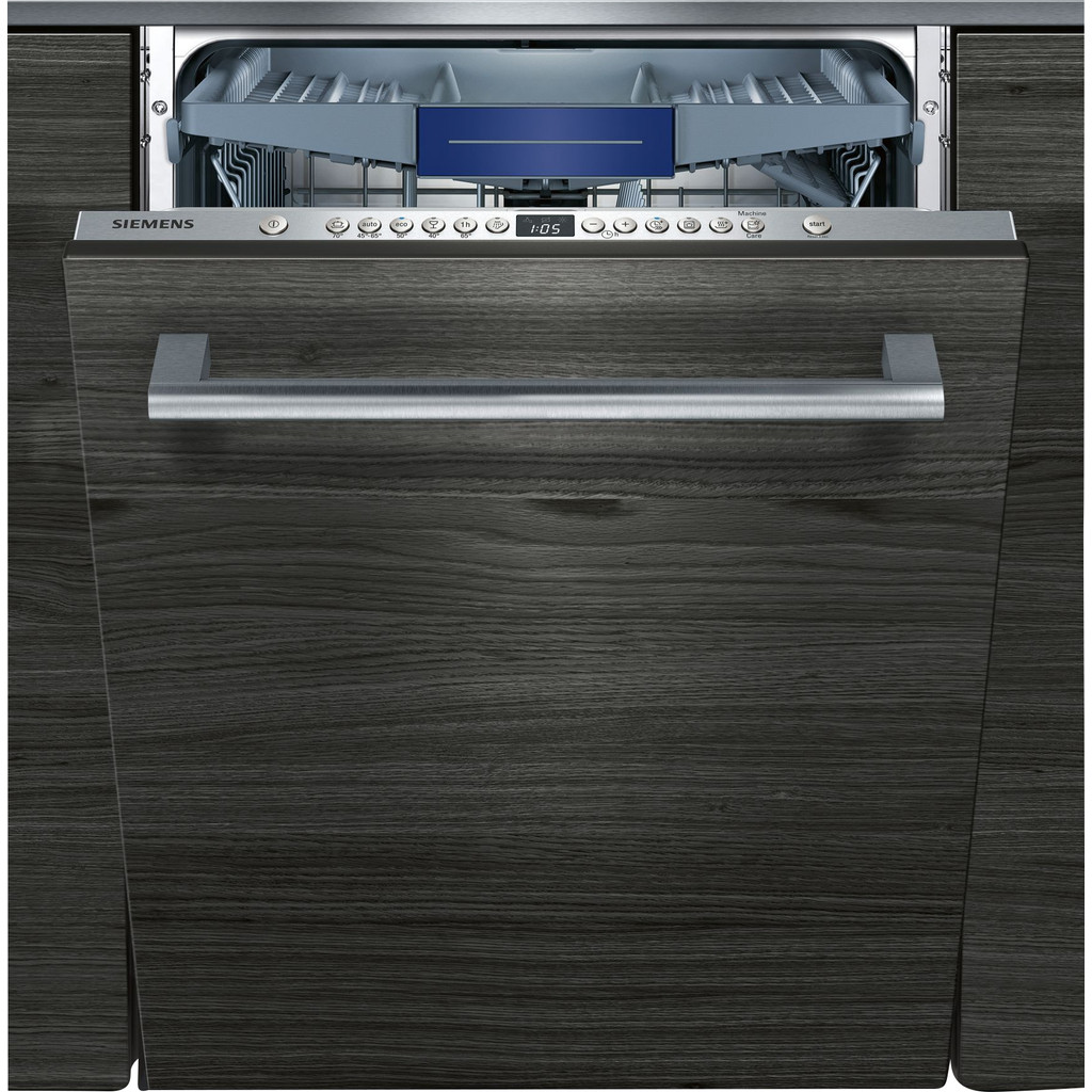 Tweedekans Siemens SX636X03NE / Inbouw / Volledig geïntegreerd / Nishoogte 87,5 - 92,5 cm