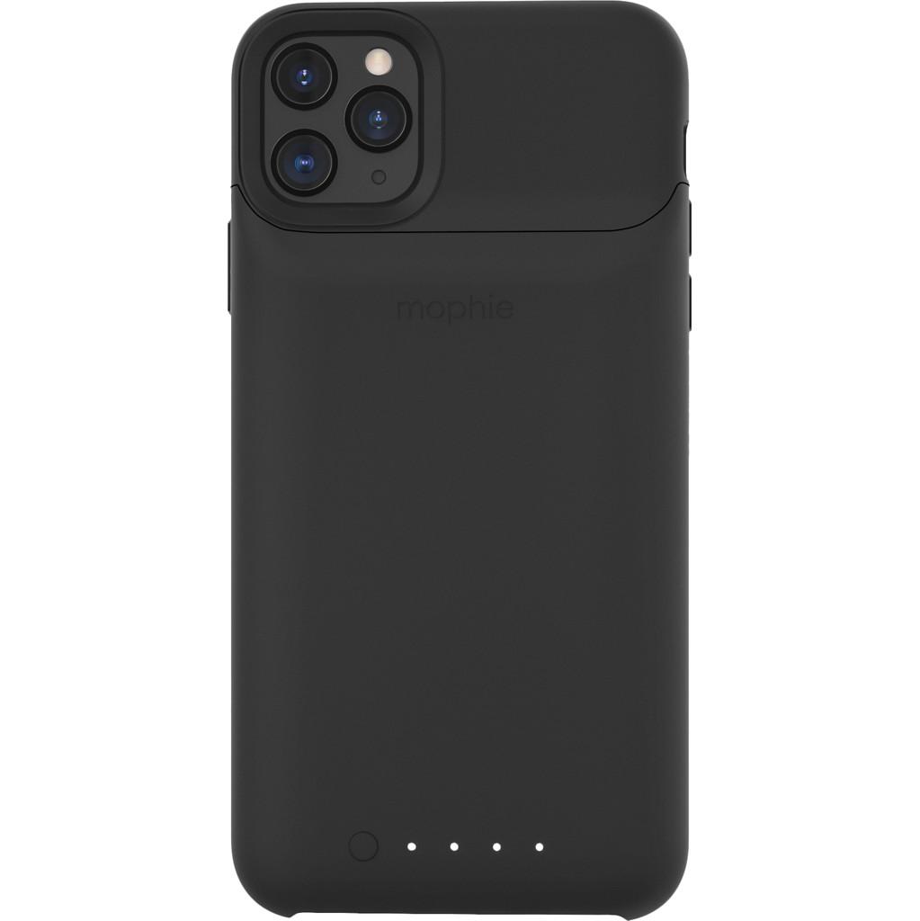 Tweedekans Mophie Juice Pack Access Apple iPhone 11 Pro Max Back Cover Zwart