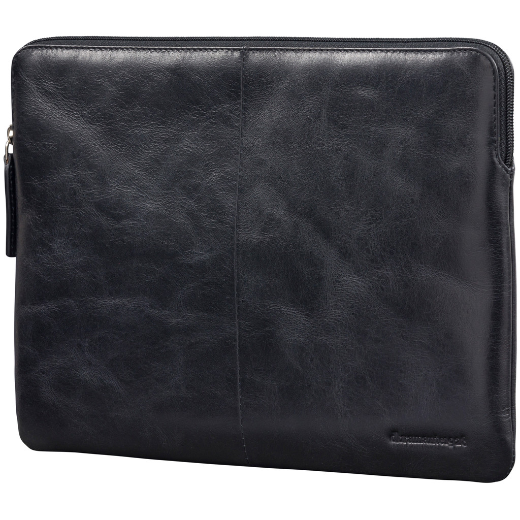 dbramante1928 Skagen 13 inch MacBook Sleeve Leer Zwart