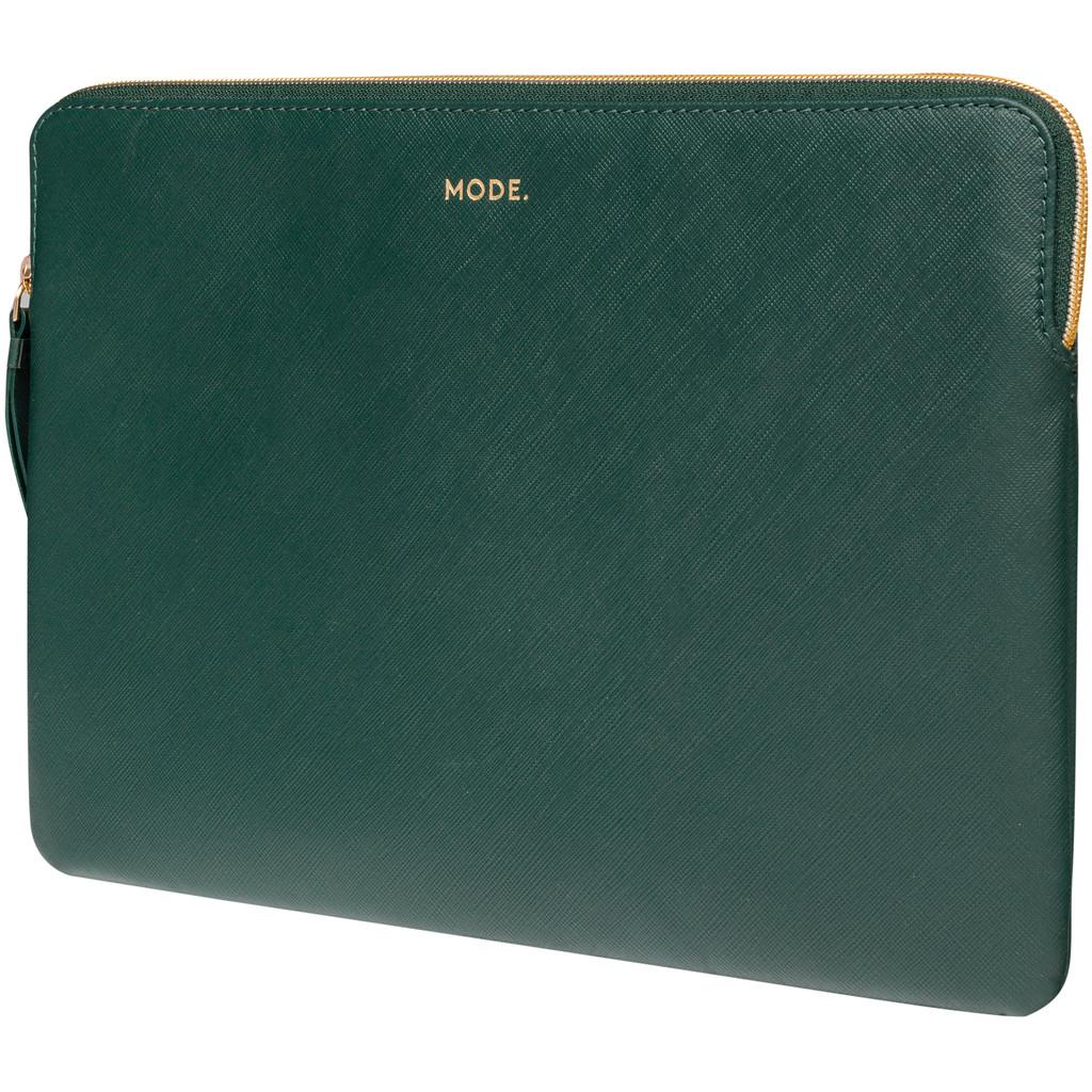 dbramante1928 Paris 14 inch Sleeve Leer Groen / Breedte laptop 32,8 cm - 34,3 cm kopen