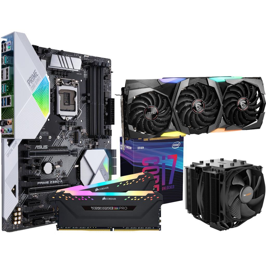 Intel Advanced Upgrade Kit MSI 2070 Super Gaming X trio