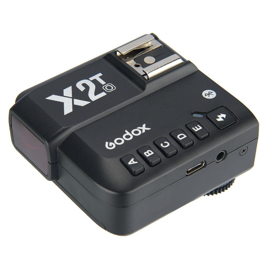 Godox X2 Transmitter voor Olympus-Panasonic