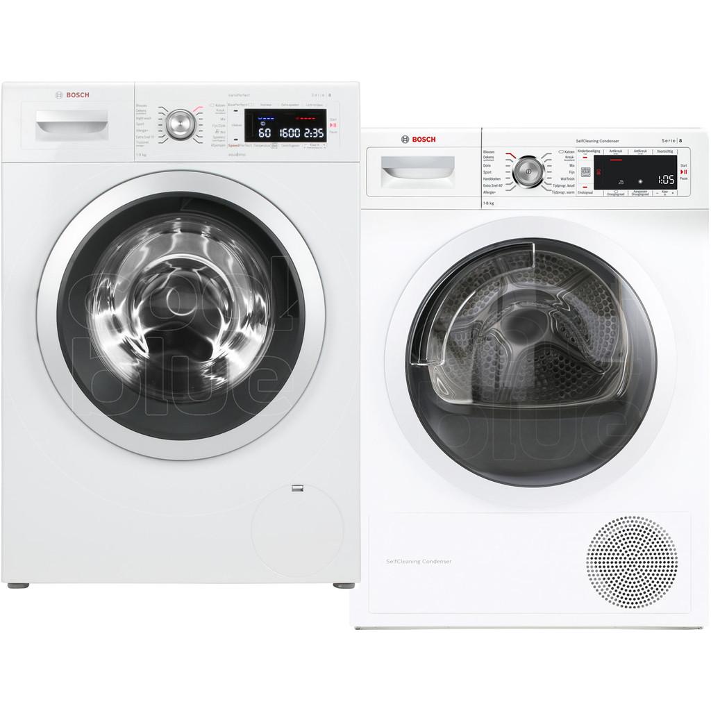 Bosch WAW32542NL Bosch WTW87561NL