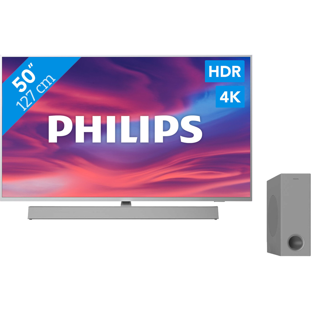 Philips The One  Ambilight Soundbar Nu voor 840 euro!