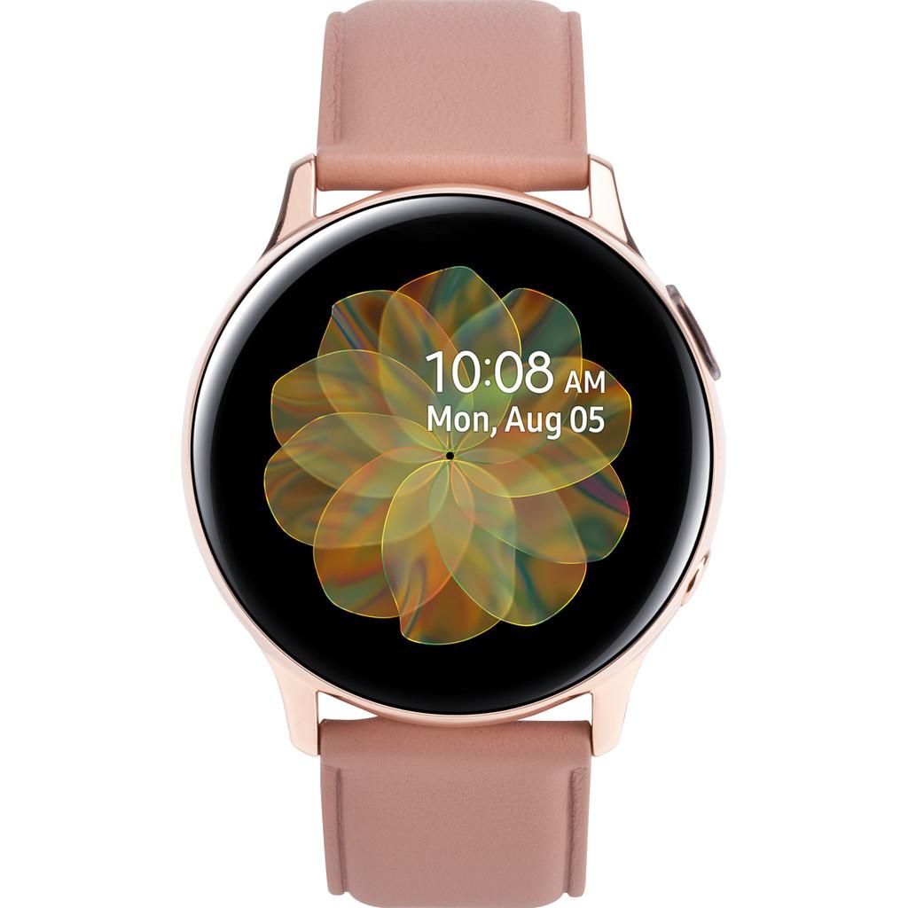 Tweedekans Samsung Galaxy Watch Active2 Rose Goud 40 mm RVS