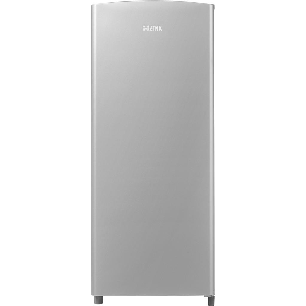 Etna koelkast met vriesvak KVV3128 zilver